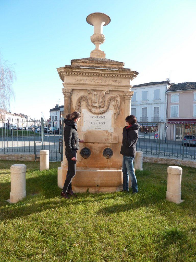 Fontaine du Thouron