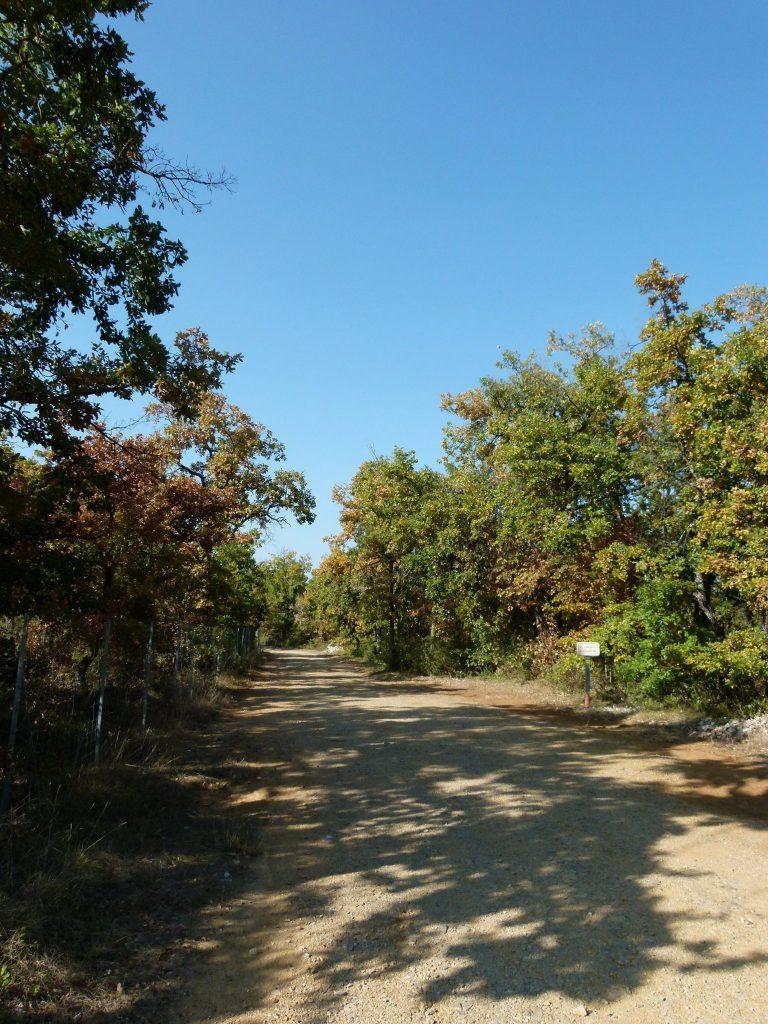 Sentier de randonnée PR2